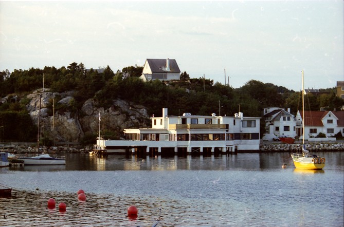 Hummeren hotell i august 1979